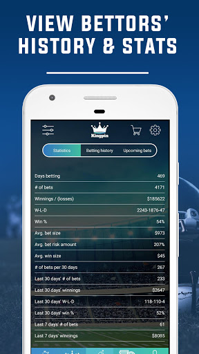 Betting advice apps show about sports betting