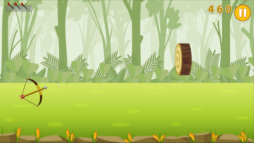 Flip Archery  screenshots 1