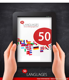 Learn Afrikaans - 50 languages