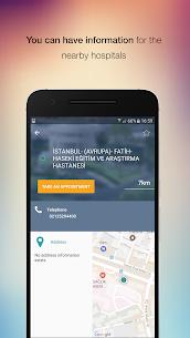 MHRS Mobil 7.0.4 Mod APK (Unlimited) 3