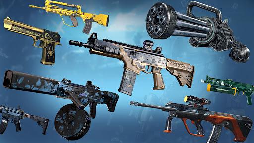 FPS Commando Strike 3D: New Games 2021: Fun Games android2mod screenshots 8