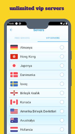 VPN For PUBG Mobile Lite - Unlimited Fast Free VPN Screenshots 19