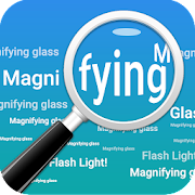 Magnifier-Real Zoom Magnifying Glass
