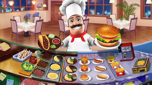 Code Triche Food Court Fever: Hamburger 3 APK MOD (Astuce) screenshots 1