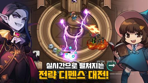 SpellMaster : Real-time Magic PvP Defense apkdebit screenshots 15