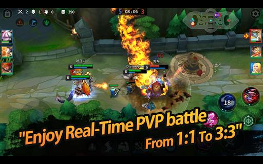League of Masters: Legend PvP MOBA Summon Champion 1.37 Screenshots 9