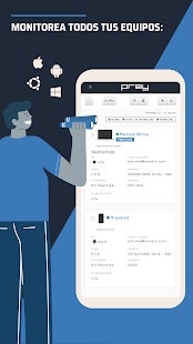 Prey Antirrobo: Localizador y Seguridad Móvil Screenshot