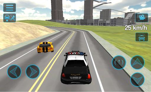 Fast Police Car Driving 3D 1.17 screenshots 2