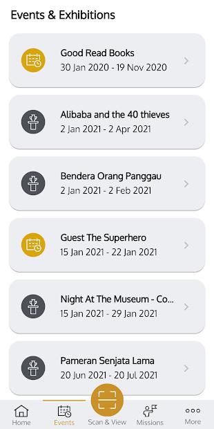 Sarawak Museums screenshot 4