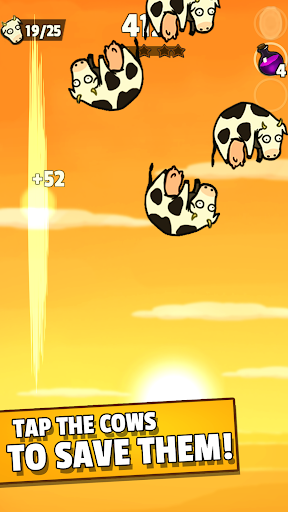 Cows Fall: Cow Rescue Latest screenshots 1