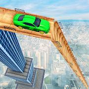 Mega Ramp Car GT Racing Stunts: Car Games