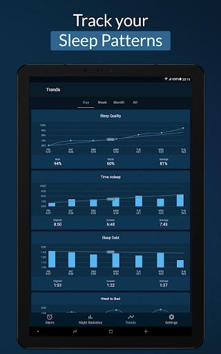Sleepzy: Sleep Cycle Tracker & Alarm Clock  Screenshots 8