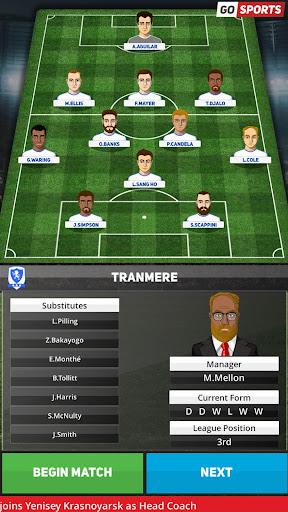 Club Soccer Director 2020 - Soccer Club Manager 1.0.81 Screenshots 3