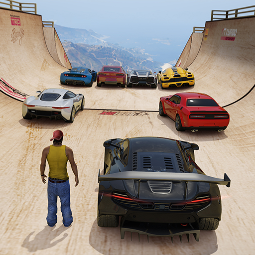 Mega Ramp - Car Stunts Games