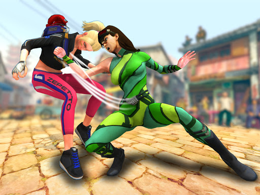 Gym Trainer Fight Arena : Tag Ring Fighting Games  Screenshots 7