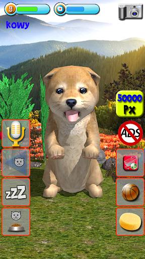 Talking Puppies - virtual pet dog to take care  screenshots 15