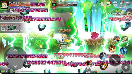 Roem - Pixel Dungeon Raid screenshots 16