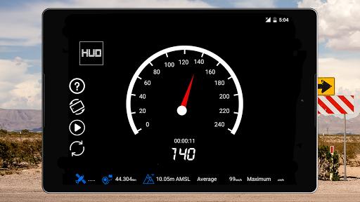 GPS Speedometer : Odometer: Trip meter + GPS speed 1.1.7 APK screenshots 8