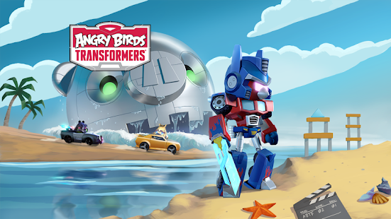 Angry Birds Transformers Unlimited Money