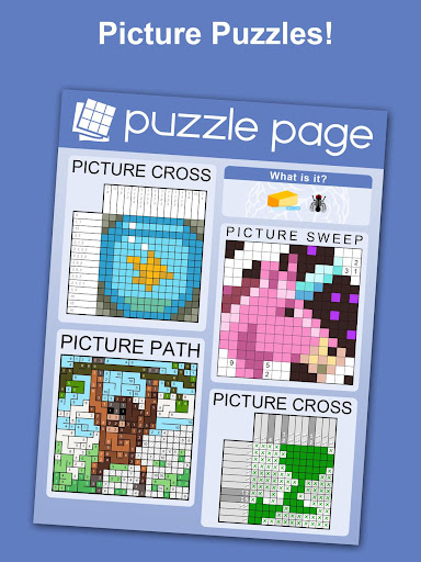 Puzzle Page - Crossword, Sudoku, Picross and more 3.62 screenshots 10