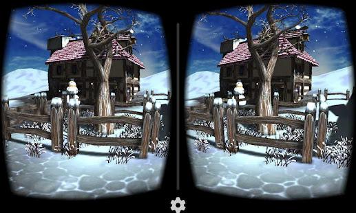 Cartoon Village for Google Cardboard 2.0 Screenshots 3