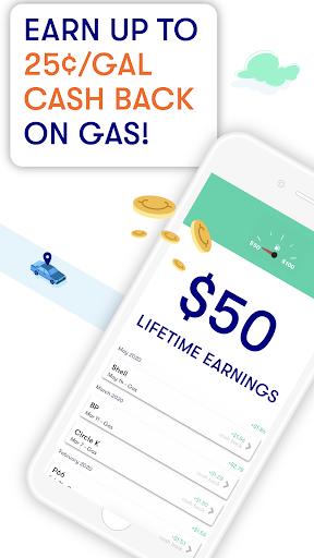 Download GetUpside: Save BIG on gas and food mod apk