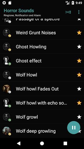 appp.io - horror sounds screenshot 3