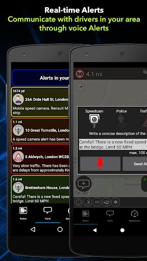 Speed Camera Detector Free 7.5.2 Screenshots 2