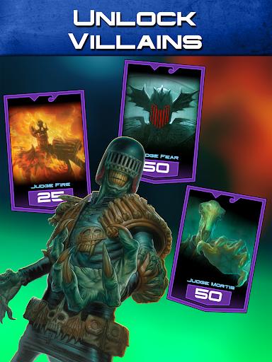 Judge Dredd: Crime Files screenshots 8