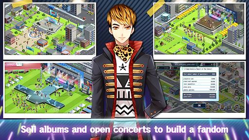 Boy Band : K-POP IDOL 1.0.63 screenshots 13
