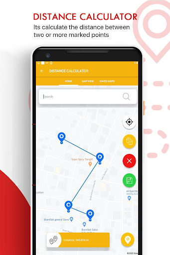 GPS Route Finder : Maps Navigation & Directions 2.0.58 Screenshots 2