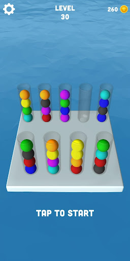 Sort Balls 3D - Free puzzle games 1.1.3 screenshots 6