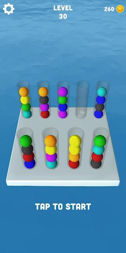 Sort Balls 3D - Free puzzle games  screenshots 6