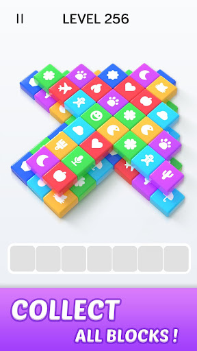 Block Blast 3D : Triple Tiles Matching Puzzle Game 4.90.025 screenshots 3
