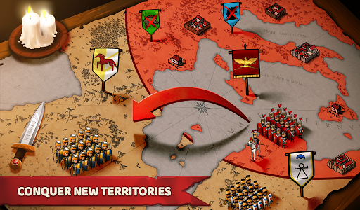 Grow Empire: Rome 1.4.61 screenshots 19