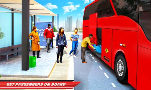 Euro Coach Bus Driving Simulator Bus Parking Games 25 Screenshots 4