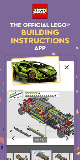 LEGOu00ae Building Instructions apkdebit screenshots 8