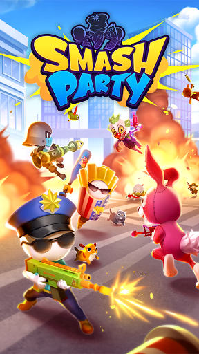 Smash Party - Hero Action Game  screenshots 7