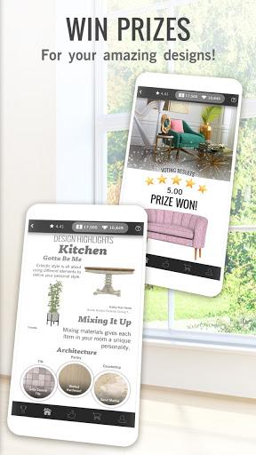Code Triche Design Home: House Renovation APK MOD (Astuce) screenshots 2