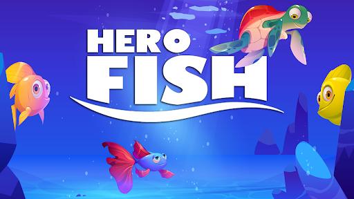 FISH GAMES : offline games that don't need wifi Apkfinish screenshots 5