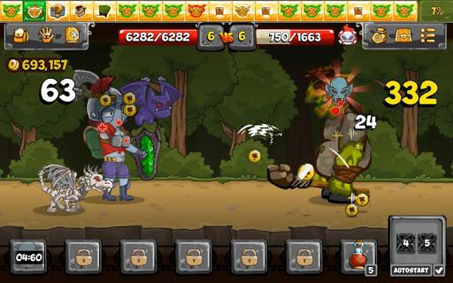 Let's Journey - idle clicker RPG - offline game 1.0.19 screenshots 21