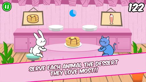 Bunny Pancake Kitty Milkshake - Kawaii Cute Games 1.5.8 screenshots 1