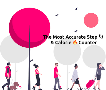 Step Counter - Pedometer & Activity Tracker Screenshot