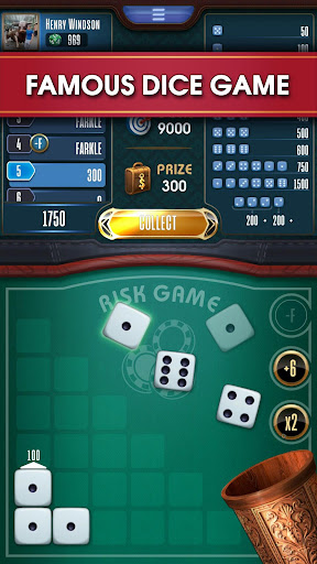 Farkle online - 10000 Dice Game  screenshots 9