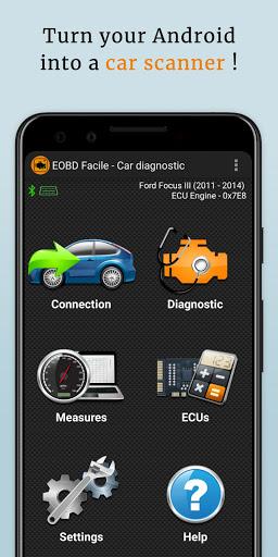 EOBD Facile  OBD2 car diagnostic scanner Bluetooth 3.27.0734 Screenshots 2