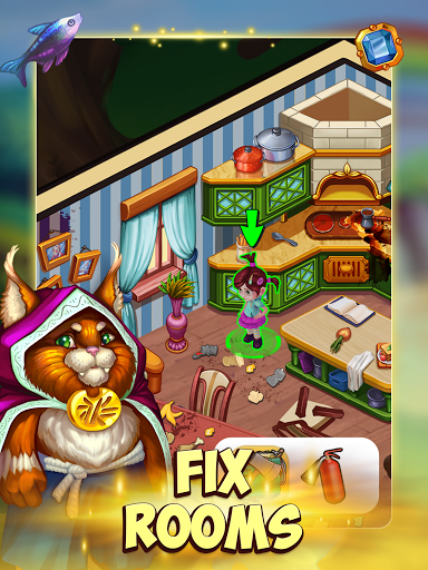 Fancy Blast: Puzzle in Fairy Tales  screenshots 9