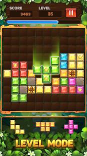 Fresh block puzzle offline game
