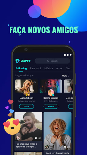 Zapee Status  Screenshots 3