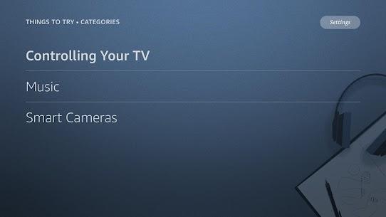 Amazon Alexa Music, Cameras, & TV Control 3