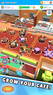 Idle Diner! Tap Tycoon Mod Apk (Unlimited Money) 1